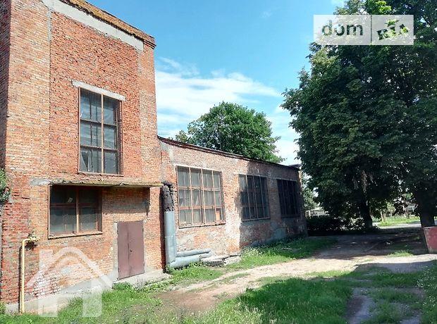 Продаж виробничого приміщення, Хмельницький, р‑н.Гречани