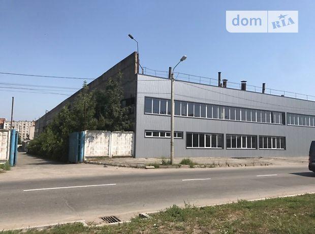 Продажа производственного помещения, Хмельницкий, р‑н.Загот Зерно, Пилотская улица