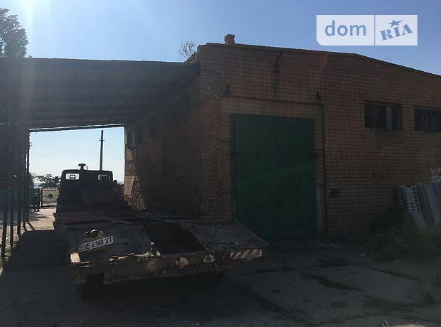 Продажа производственного помещения, Николаев, р‑н.Варваровка, Очаковская (Варваровка) улица
