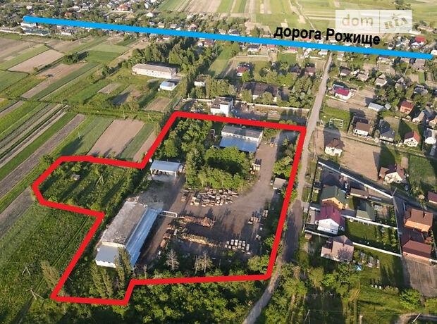 Виробниче приміщення в Рожищі, продаж по Мазепи, район Рожище, ціна: договірна за об'єкт фото 1