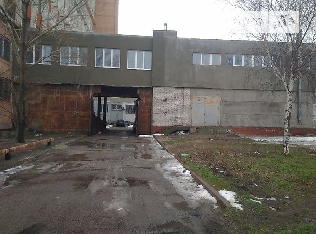 Продажа производственного помещения, Запорожье, р‑н.Днепровский (Ленинский), Кремлевская улица