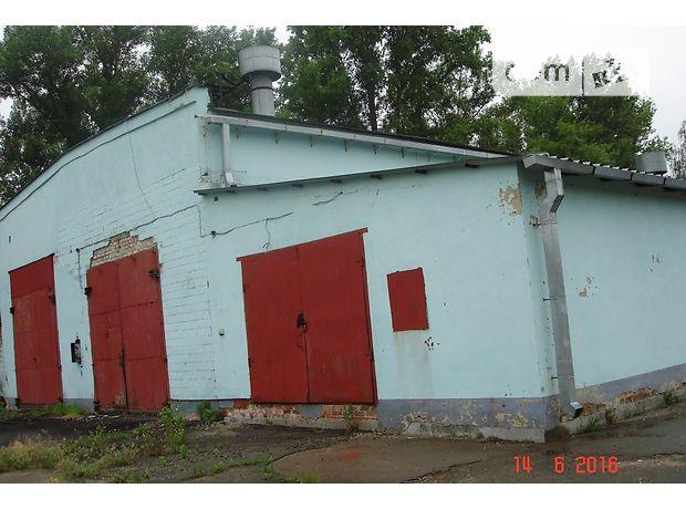 Продажа производственного помещения, Чернигов, р‑н.Шерстянка, Циолковского улица