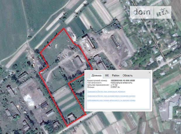 Продаж виробничого приміщення, Житомирська, Лугини