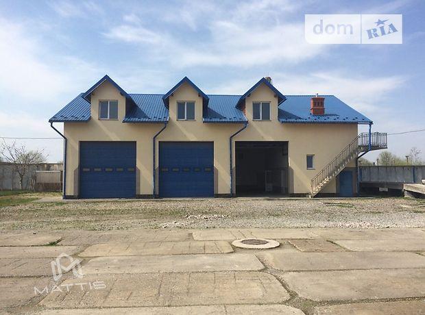 Продажа производственного помещения, Львовская, Стрый