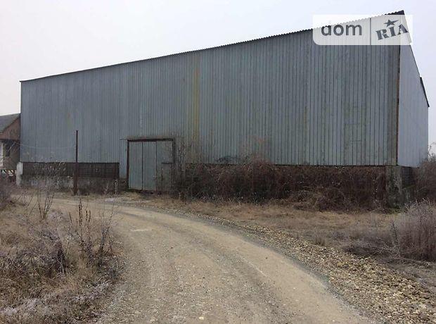 Продажа производственного помещения, Закарпатская, Виноградов