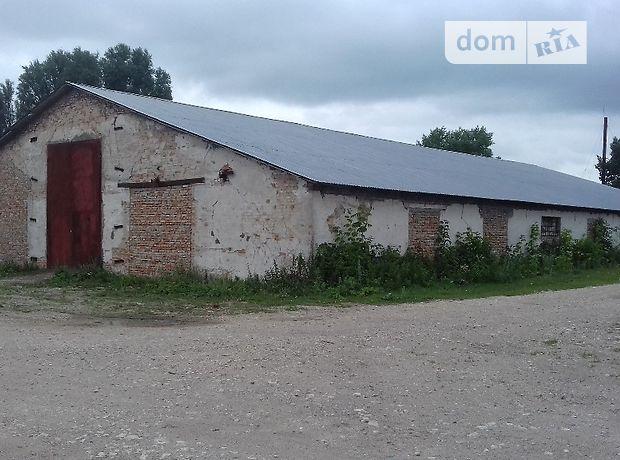 Продаж виробничого приміщення, Тернопольская, Збараж