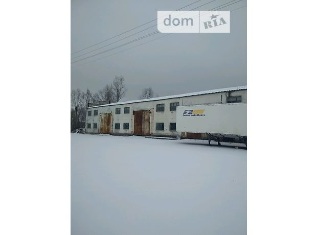 Продажа складского помещения, Винницкая, Калиновка, c.Гущинцы