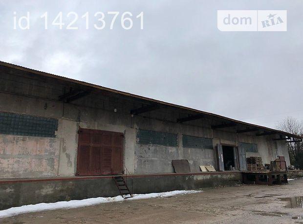 Продажа складского помещения, Львов, р‑н.Сыховский, Зеленая улица