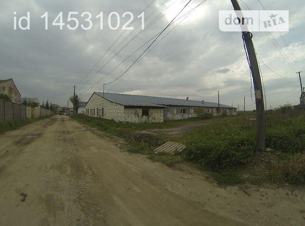 Продажа складского помещения, Львов, Солонка