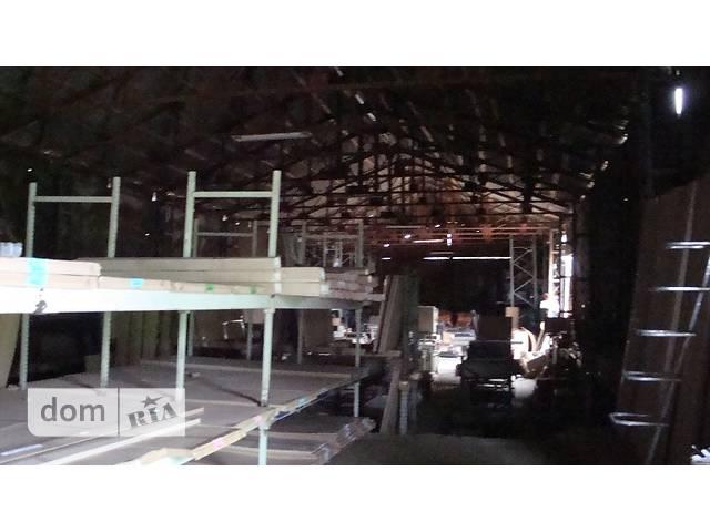 Продажа складского помещения, Тернополь, р‑н.Промышленный