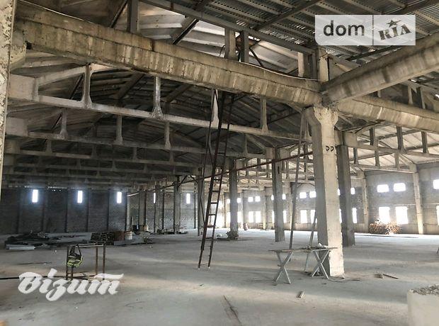 Складское помещение в Тернополе, продажа по, район Промышленный, цена: договорная за объект фото 1