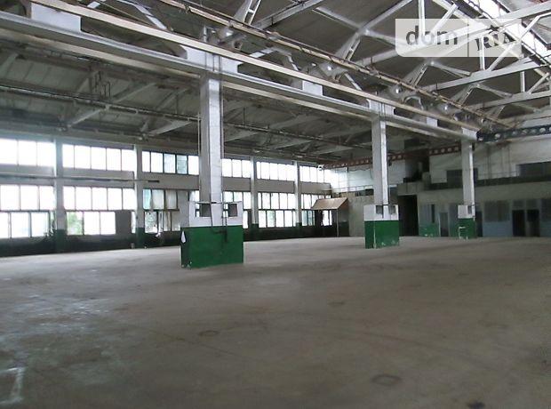 Складское помещение в Тернополе, ул 15 Апреля 6, цена продажи: 850 034 долларов за объект фото 1