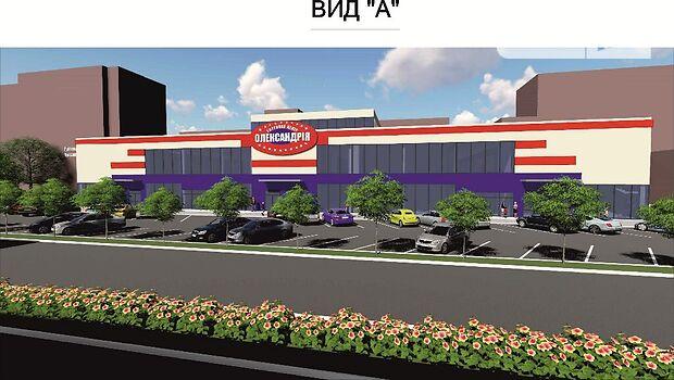 Торгова площа в Олександрії, продаж по Соборный проспект 128, район Олександрія, ціна: договірна за об'єкт фото 1