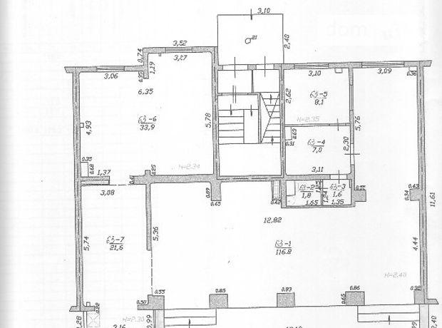 Торговая площадь в Энергодаре, продажа по Строителей 24, район Энергодар, цена: 219 420 долларов за объект фото 1