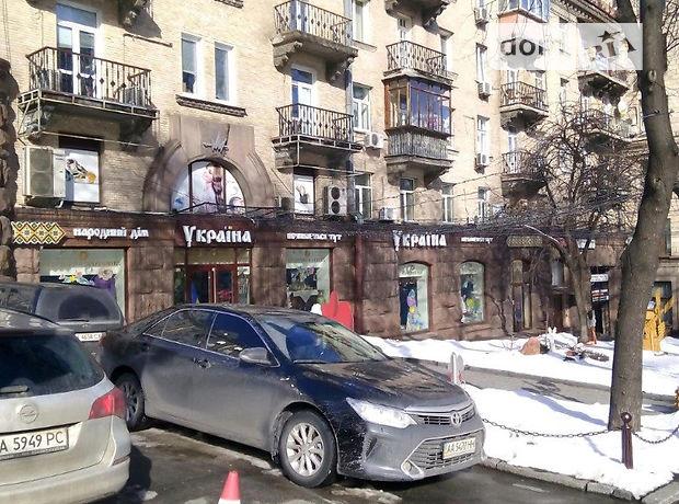 Продаж торгової площі, Київ, р‑н.Шевченківський, ст.м.Хрещатик, Прорезная улица 4