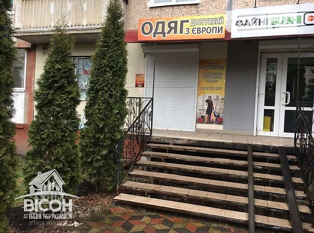 Торговая площадь в Тернополе, продажа по Киевская улица, район Бам, цена: 50 000 долларов за объект фото 1