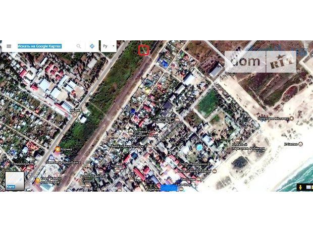 Продаж ділянки під житлову забудову, Одеська, Білгород-Дністровський, c.Затока