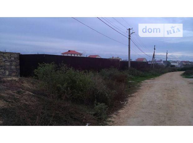 Продажа участка под жилую застройку, Одесская, Беляевка, c.Великий Дальник