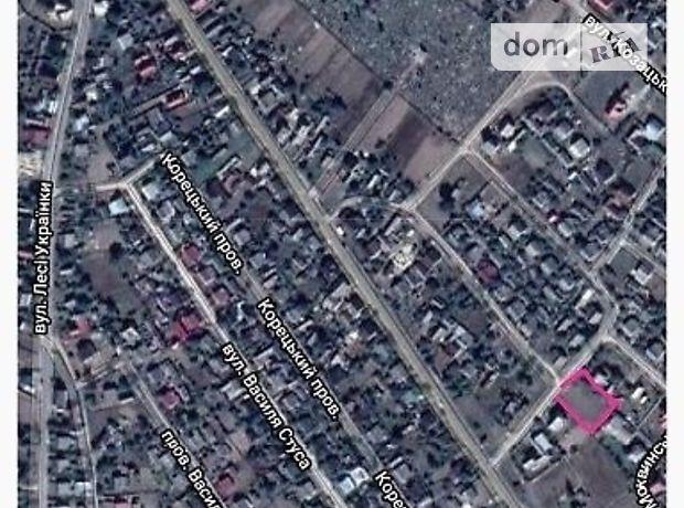 Земля под жилую застройку в Березно, район Березно, площадь 11 соток фото 2