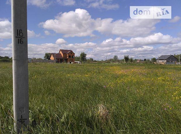 Продажа участка под жилую застройку, Киевская, Борисполь, р‑н.Борисполь, Максима Зализняка улица