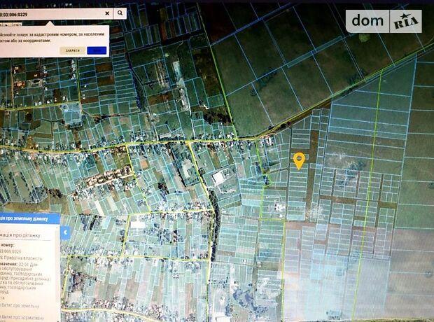 Земля под жилую застройку в селе Иванков, площадь 15 соток фото 1
