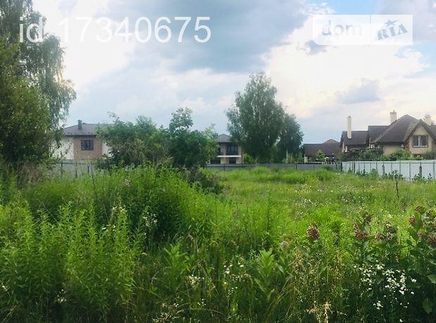 Земля под жилую застройку в Борисполе, район Петровское, площадь 15 соток фото 1