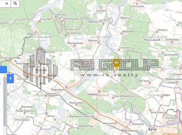Земля под жилую застройку в Бородянке, район Бородянка, площадь 27 соток фото 1