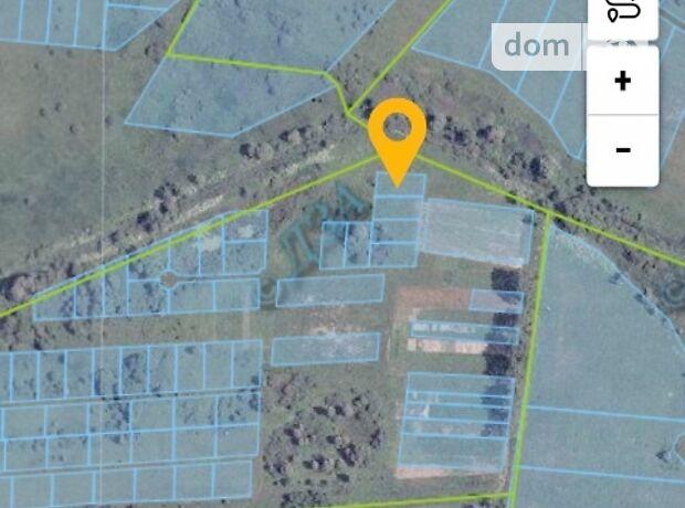 Земля под жилую застройку в селе Требухов, площадь 10 соток фото 1