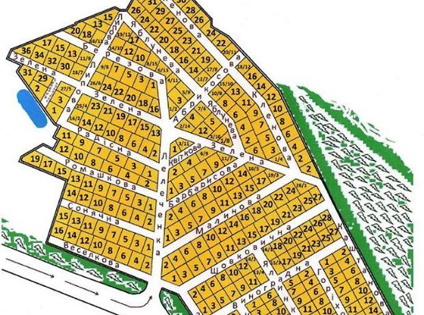 Продажа участка под жилую застройку, Киевская, Бровары, c.Семиполки