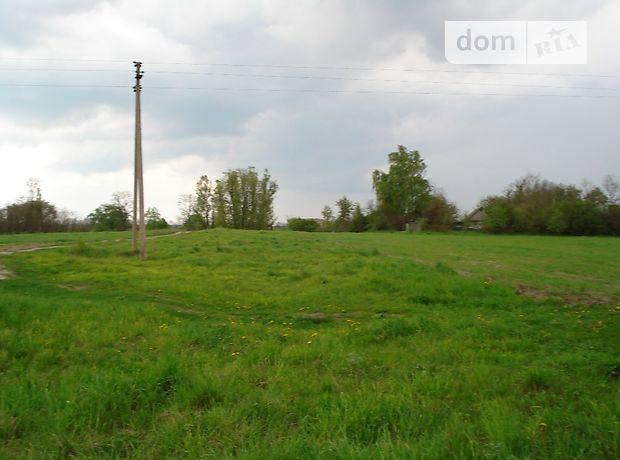 Продаж ділянки під житлову забудову, Житомирська, Брусилів, c.Водотиї, Ленина