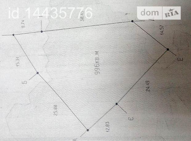 Продажа участка под жилую застройку, Черкассы, р‑н.Луначарский, Абрикосовая