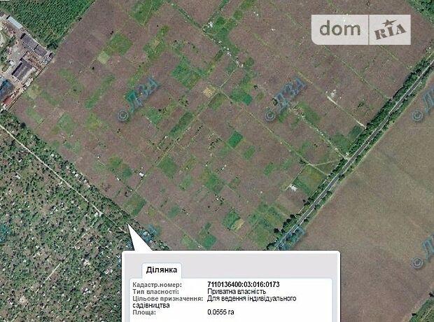 Земля под жилую застройку в Черкассах, район Район Д, площадь 6 соток фото 1