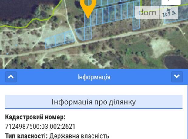 Земля под жилую застройку в селе Тубольцы, площадь 9 соток фото 2