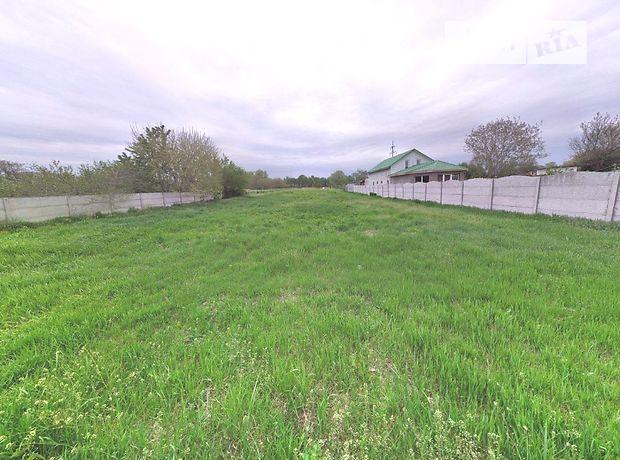 Земля под жилую застройку в селе Червоная Слобода, площадь 27 соток фото 1