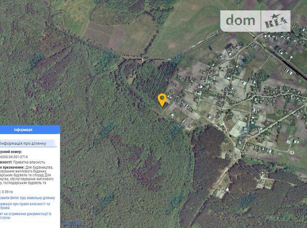 Земля под жилую застройку в селе Свидивок, площадь 9 соток фото 1