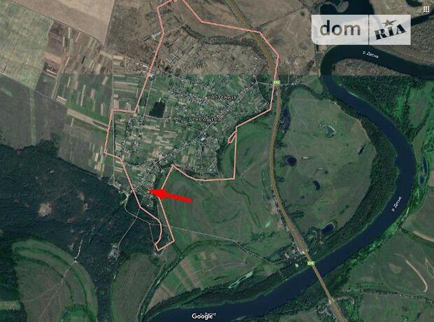 Земля под жилую застройку в селе Шестовица, площадь 17 соток фото 1