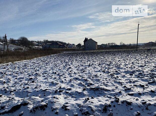 Земля под жилую застройку в Черновцах, район Острыця Герцавский, площадь 17 соток фото 1