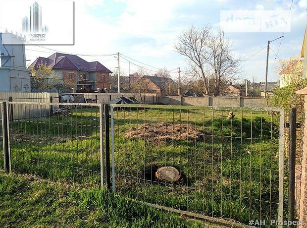 Земля під житлову забудову в Чернівцях, район Центр, площа 5.61 сотки фото 1