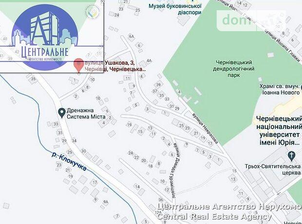 Земельный участок под жилую застройку в Черновцах, площадь 10 соток фото 1
