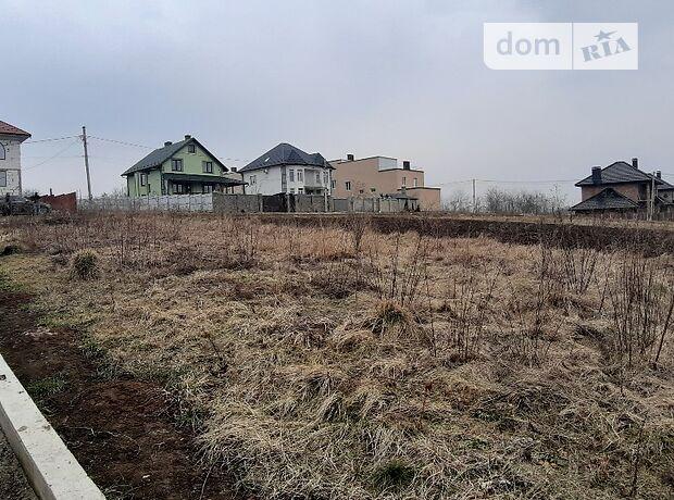 Земля под жилую застройку в Черновцах, район Чагор Глыбоцкий, площадь 10 соток фото 1