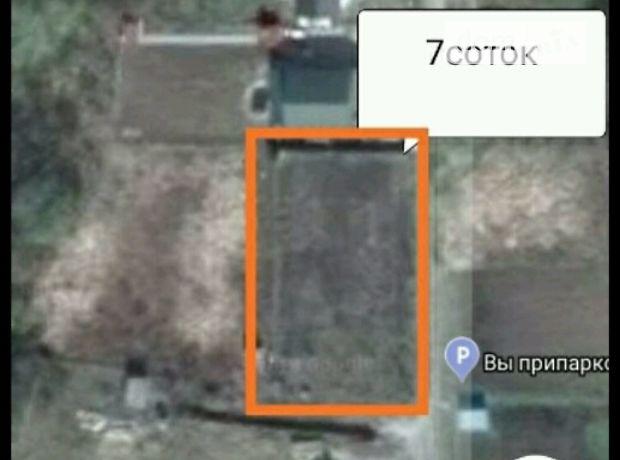 Земля під житлову забудову в Чернівцях, район Роша, площа 7 соток фото 1