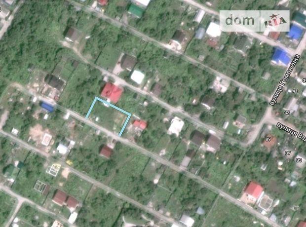 Продажа участка под жилую застройку, Днепропетровск, р‑н.12 квартал, Гомоненка