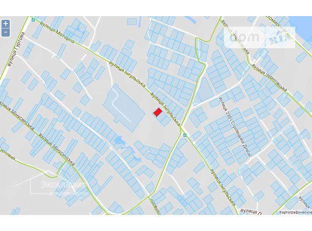 Продажа участка под жилую застройку, Днепропетровск, р‑н.Амур-Нижнеднепровский, Ингульская