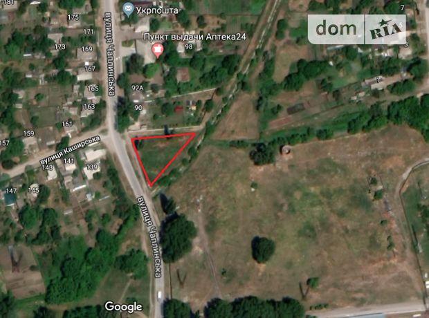 Земля під житлову забудову в Дніпропетровську, район Придніпровський, площа 10 соток фото 1
