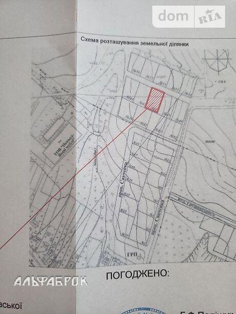 Земля под жилую застройку в Фастове, район Фастов, площадь 10 соток фото 1