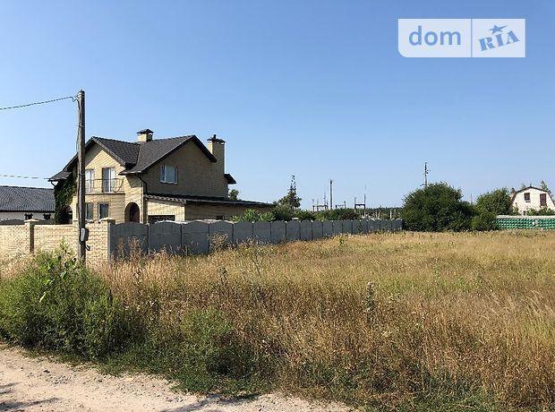 Земля под жилую застройку в селе Черкасские Тишки, площадь 15 соток фото 1
