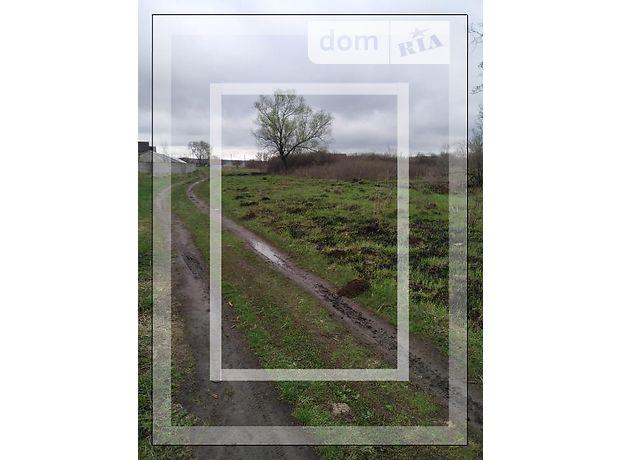 Земля под жилую застройку в селе Черкасские Тишки, площадь 21 соток фото 1
