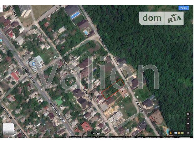 Земля під житлову забудову в Харкові, район Шишковка, площа 8 соток фото 1