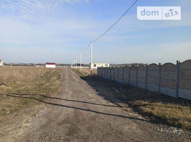 Земля под жилую застройку в селе Русские Тишки, площадь 9 соток фото 1