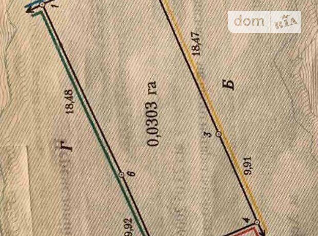 Земля под жилую застройку в Херсоне, район Мельницы, площадь 3 сотки фото 2